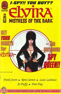 Cover Thumbnail for Elvira, Mistress of the Dark (Claypool Comics, 1993 series) #76