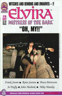 Cover Thumbnail for Elvira, Mistress of the Dark (Claypool Comics, 1993 series) #79