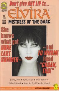 Cover Thumbnail for Elvira, Mistress of the Dark (Claypool Comics, 1993 series) #82