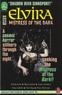 Cover Thumbnail for Elvira, Mistress of the Dark (Claypool Comics, 1993 series) #84