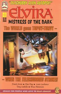 Cover Thumbnail for Elvira, Mistress of the Dark (Claypool Comics, 1993 series) #85