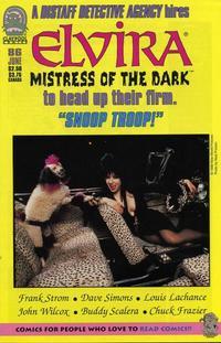 Cover Thumbnail for Elvira, Mistress of the Dark (Claypool Comics, 1993 series) #86