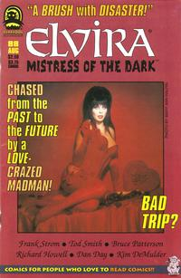 Cover Thumbnail for Elvira, Mistress of the Dark (Claypool Comics, 1993 series) #88