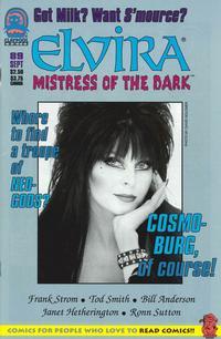 Cover Thumbnail for Elvira, Mistress of the Dark (Claypool Comics, 1993 series) #89