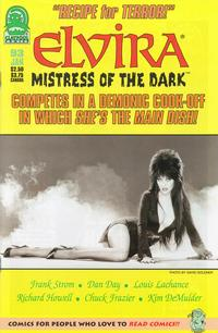 Cover Thumbnail for Elvira, Mistress of the Dark (Claypool Comics, 1993 series) #93