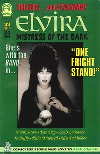 Cover Thumbnail for Elvira, Mistress of the Dark (Claypool Comics, 1993 series) #99