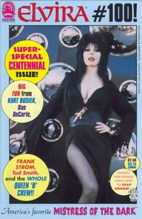Cover Thumbnail for Elvira, Mistress of the Dark (Claypool Comics, 1993 series) #100