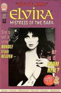 Cover Thumbnail for Elvira, Mistress of the Dark (Claypool Comics, 1993 series) #102