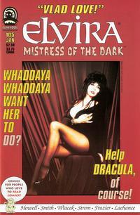 Cover Thumbnail for Elvira, Mistress of the Dark (Claypool Comics, 1993 series) #105