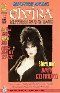 Cover Thumbnail for Elvira, Mistress of the Dark (Claypool Comics, 1993 series) #111