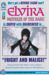 Cover Thumbnail for Elvira, Mistress of the Dark (Claypool Comics, 1993 series) #120