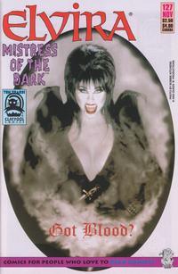 Cover Thumbnail for Elvira, Mistress of the Dark (Claypool Comics, 1993 series) #127