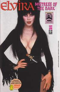 Cover Thumbnail for Elvira, Mistress of the Dark (Claypool Comics, 1993 series) #132