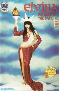 Cover Thumbnail for Elvira, Mistress of the Dark (Claypool Comics, 1993 series) #135