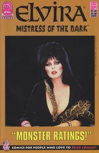 Cover Thumbnail for Elvira, Mistress of the Dark (Claypool Comics, 1993 series) #137
