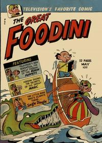 Cover Thumbnail for Foodini (Temerson / Helnit / Continental, 1950 series) #3