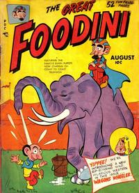 Cover Thumbnail for Foodini (Temerson / Helnit / Continental, 1950 series) #4