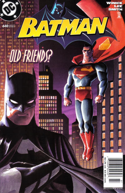 Cover for Batman (DC, 1940 series) #640 [Direct]