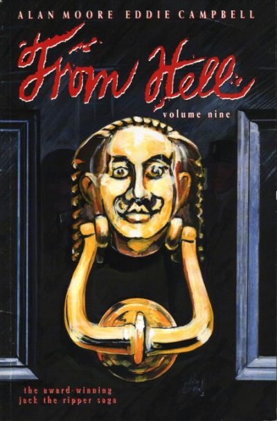 Cover for From Hell (Mad Love Publishing, 1991 series) #9