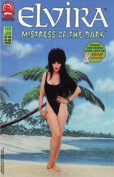 Cover for Elvira, Mistress of the Dark (Claypool Comics, 1993 series) #146