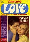 Cover for Darling Love (Archie, 1949 series) #6