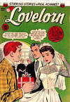 Cover for Lovelorn (American Comics Group, 1949 series) #45