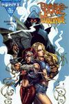 Cover Thumbnail for Painkiller Jane / Darkchylde (1998 series) #1 [Cover 1 - J.G. Jones]