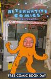 Cover for Alternative Comics Presents Free Comic Book Day 2005 (Alternative Comics, 2005 series)