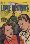 Cover for Love Letters (Quality Comics, 1949 series) #29