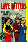 Cover for Love Letters (Quality Comics, 1949 series) #30