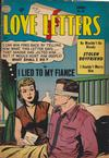 Cover for Love Letters (Quality Comics, 1954 series) #35