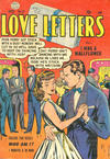 Cover for Love Letters (Quality Comics, 1954 series) #39