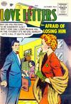 Cover for Love Letters (Quality Comics, 1954 series) #51