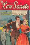 Cover for Love Secrets (Quality Comics, 1953 series) #32