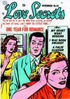 Cover for Love Secrets (Quality Comics, 1953 series) #34