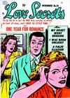 Cover for Love Secrets (Quality Comics, 1953 series) #34