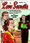 Cover for Love Secrets (Quality Comics, 1953 series) #35