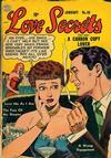 Cover for Love Secrets (Quality Comics, 1953 series) #36