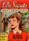 Cover for Love Secrets (Quality Comics, 1953 series) #39