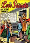 Cover for Love Secrets (Quality Comics, 1953 series) #42