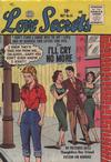 Cover for Love Secrets (Quality Comics, 1953 series) #44