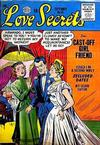 Cover for Love Secrets (Quality Comics, 1953 series) #45