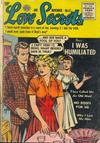 Cover for Love Secrets (Quality Comics, 1953 series) #47