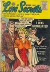 Cover for Love Secrets (Quality Comics, 1953 series) #47