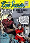 Cover for Love Secrets (Quality Comics, 1953 series) #53