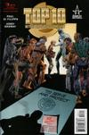 Cover for Top 10: Beyond the Farthest Precinct (DC, 2005 series) #3