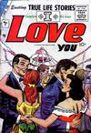 Cover for I Love You (Charlton, 1955 series) #7