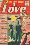 Cover for I Love You (Charlton, 1955 series) #9