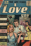 Cover for I Love You (Charlton, 1955 series) #10