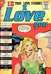 Cover for I Love You (Charlton, 1955 series) #12